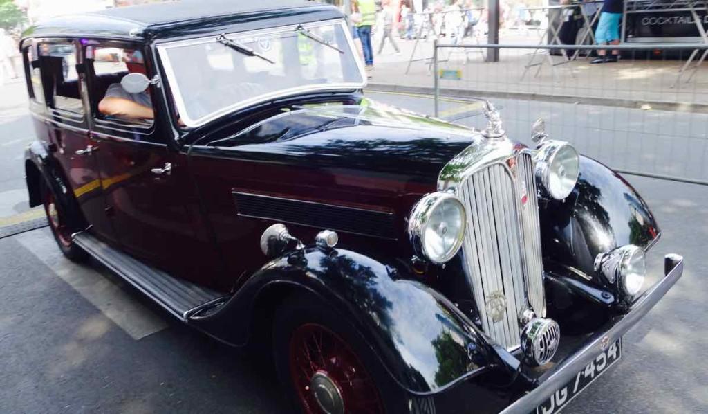 Classic Days, Berlin, Oldtimer, Rolls Royce