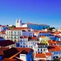 Lissabon, Aussichtspunkt Largo das Portas do Sol, Titelbild