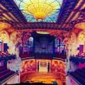 Barcelona Palau de la Musica Titel