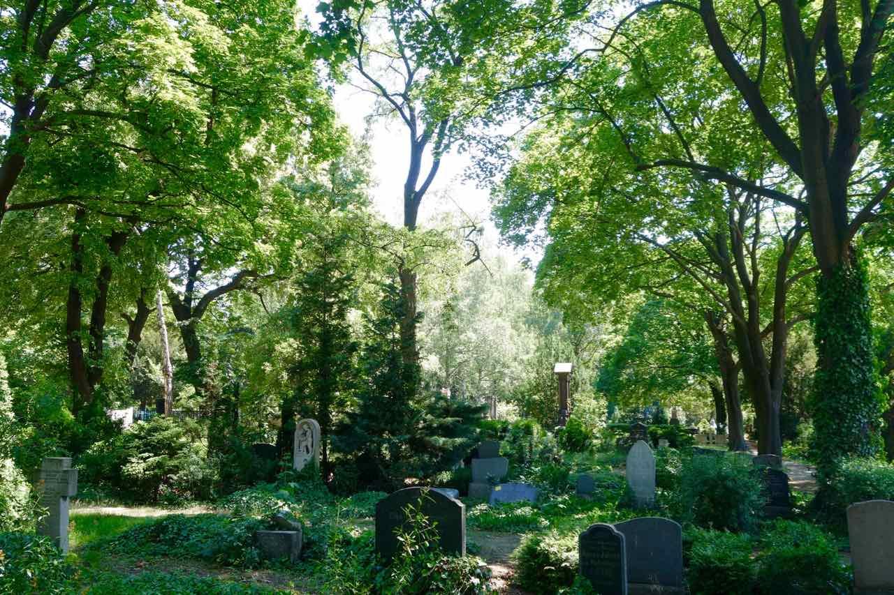 Berlin, Dorotheenstädtischer Friedhof