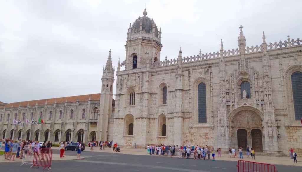 Lissabon Tipps: Weltkulturerbe Mosteiro dos Jerónimos (Hieronymuskloster)