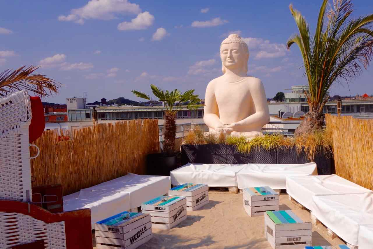 Berlin Hotspots - Rooftop-Bar Deck 5 Titel 1