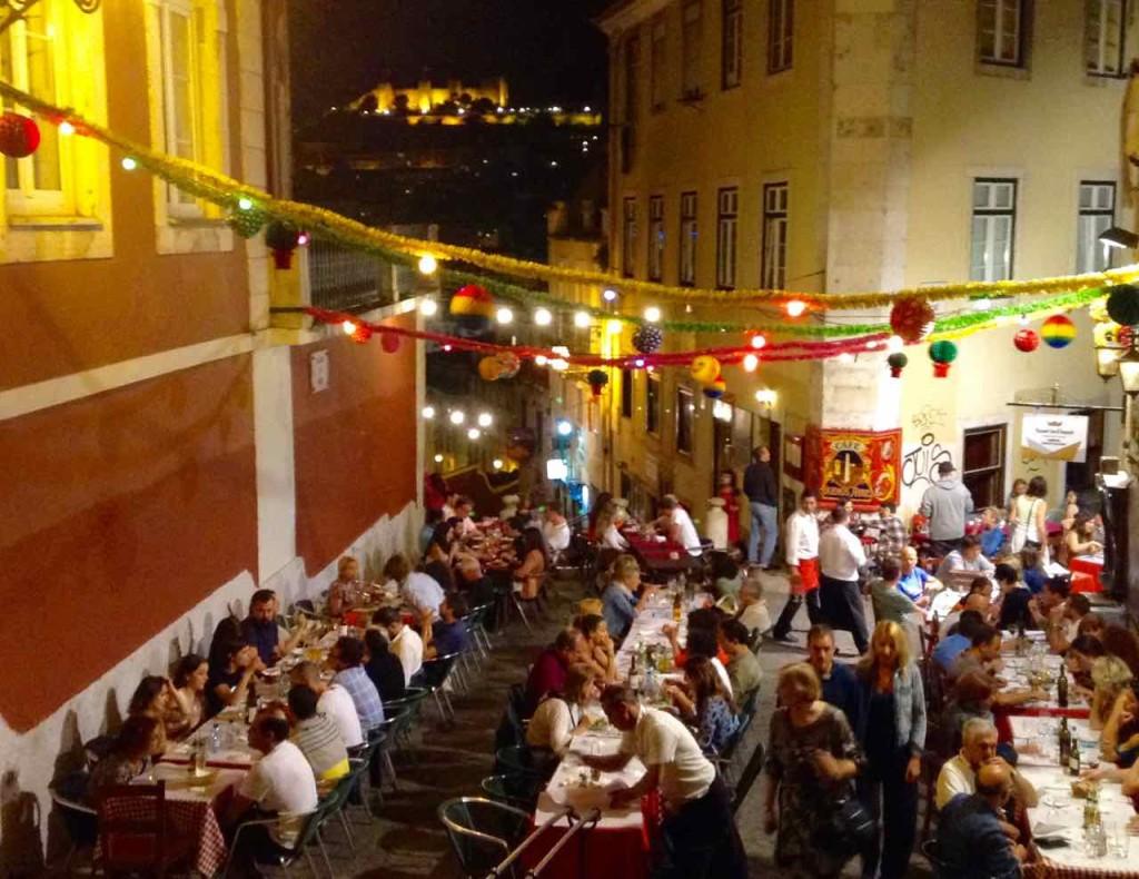 Lissabon Restaurants Solar do Duque und Buenos Aires