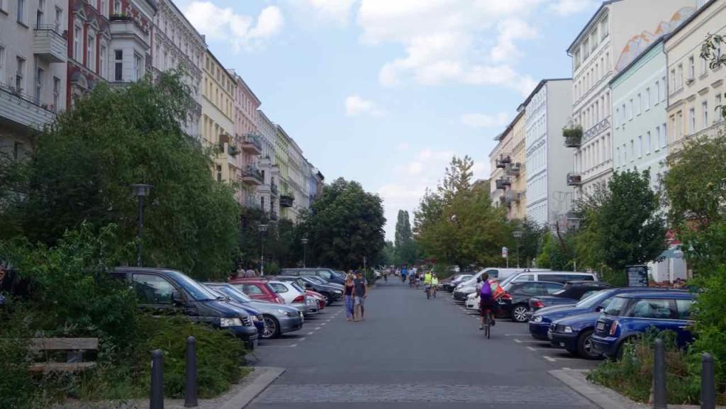 Berlin, Oderbergerstraße