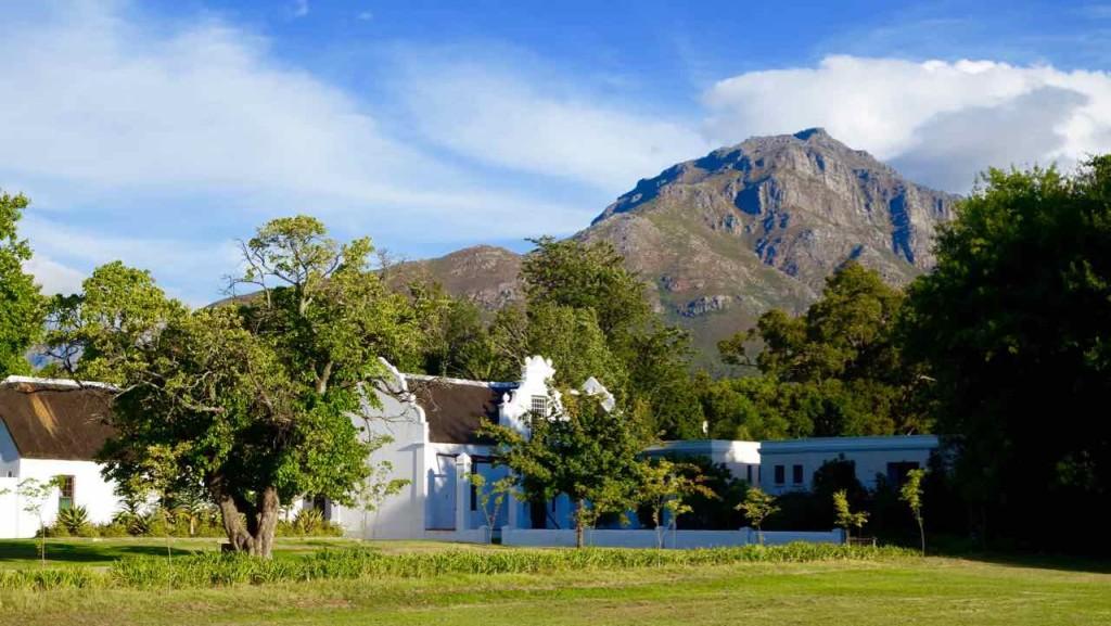 Südafrika, Stellenbosch mit Umgebung