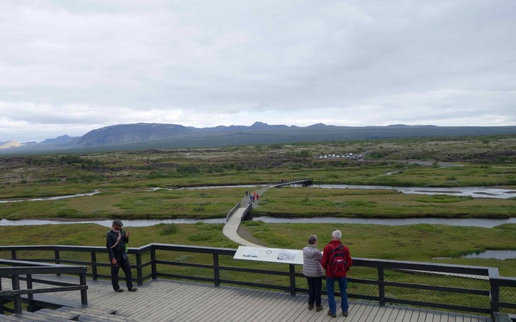 Island Tipps, Thingvellir / Parlamentsstätte