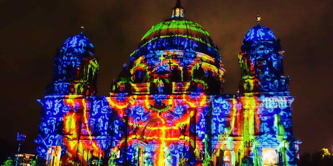 Berlin leuchtet 2015, Berliner Dom
