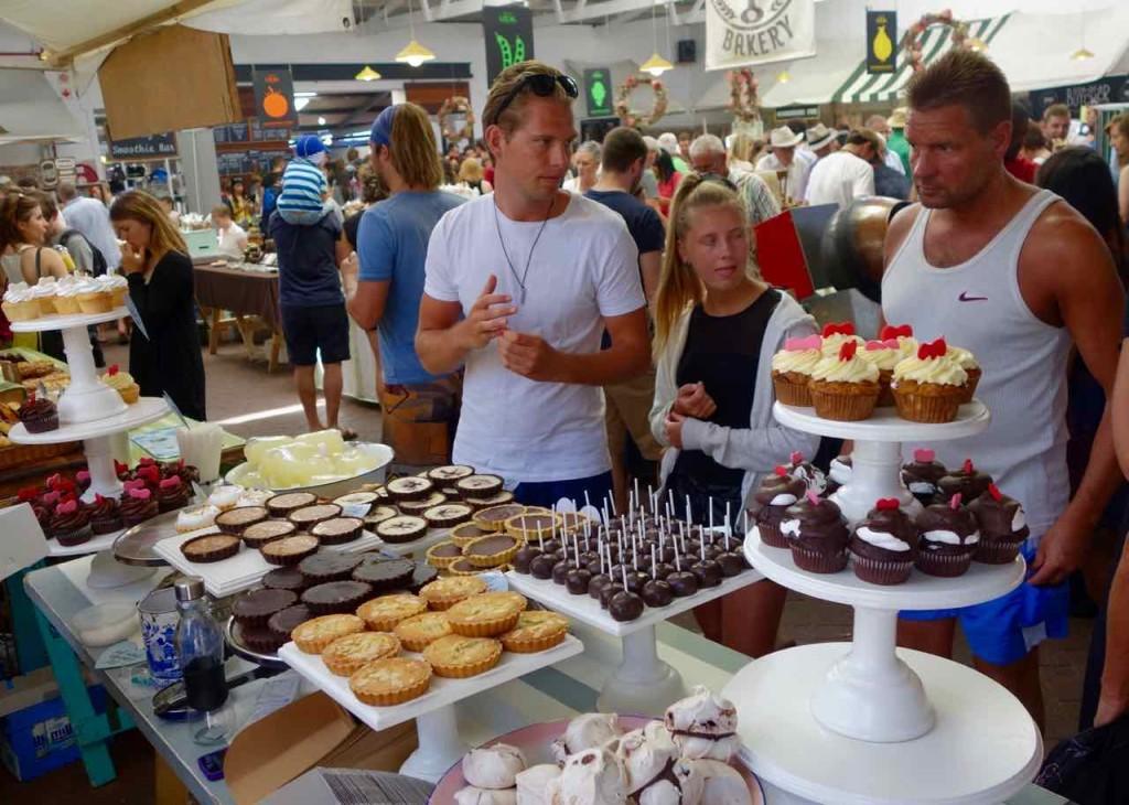 Kapstadt Foodmarket, Neighbourgoods Market, Kuchen