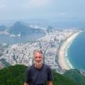 Rio de Janeiro Dois Irmaos - Ausblick mit PP