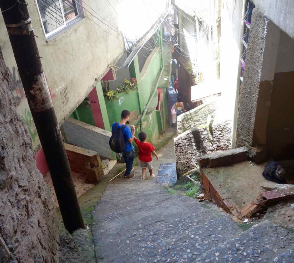Rio de Janeiro, Favela Rocinha
