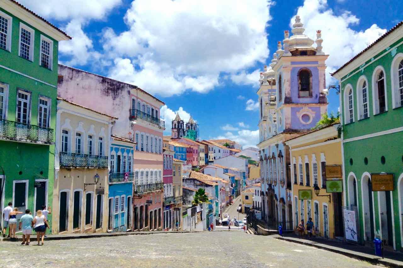 Salvador da Bahia Tipps, Largo do Pelourinho, Titelbild