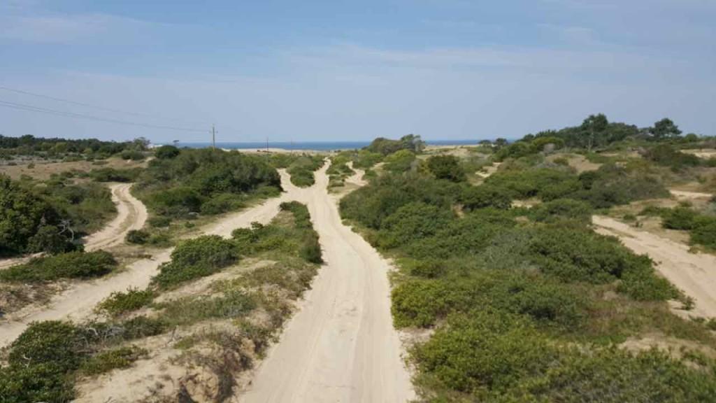 Cabo Polonio Uruguay, Anfahrt 2, Foto Niels Skovgaard