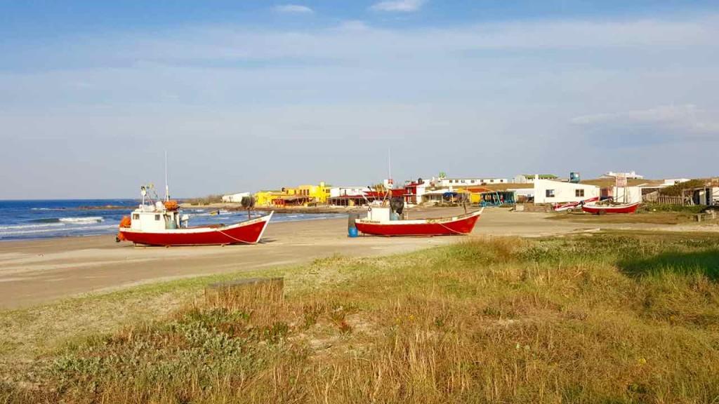 Cabo Polonio Uruguay, Playa La Calavera, Foto Niels Skovgaard