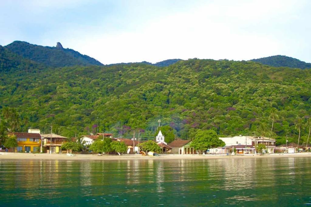 Ilha Grande Brasilien Anreise