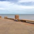 Montevideo Sehenswürdigkeiten, Hedonistin am Malecon, Uruguay, iPod-Foto