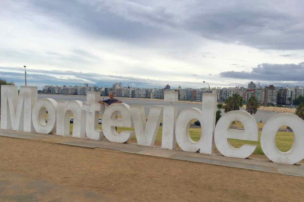 Montevideo Sehenswürdigkeiten, Playa Pocitos, Uruguay, iPod-Foto, Titel