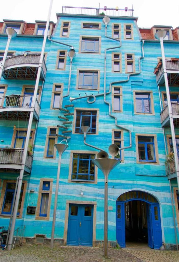 Dresden Tipps,, Äußere Neustadt, Kunsthofpassage