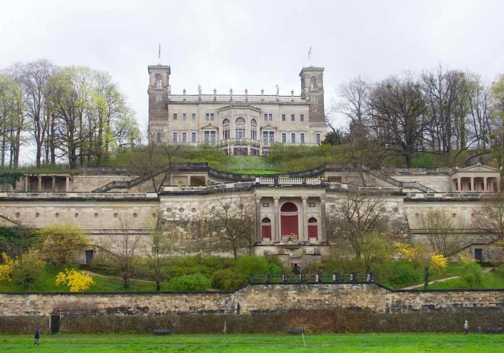 Dresden Tipps, Schloss Albrechtsberg