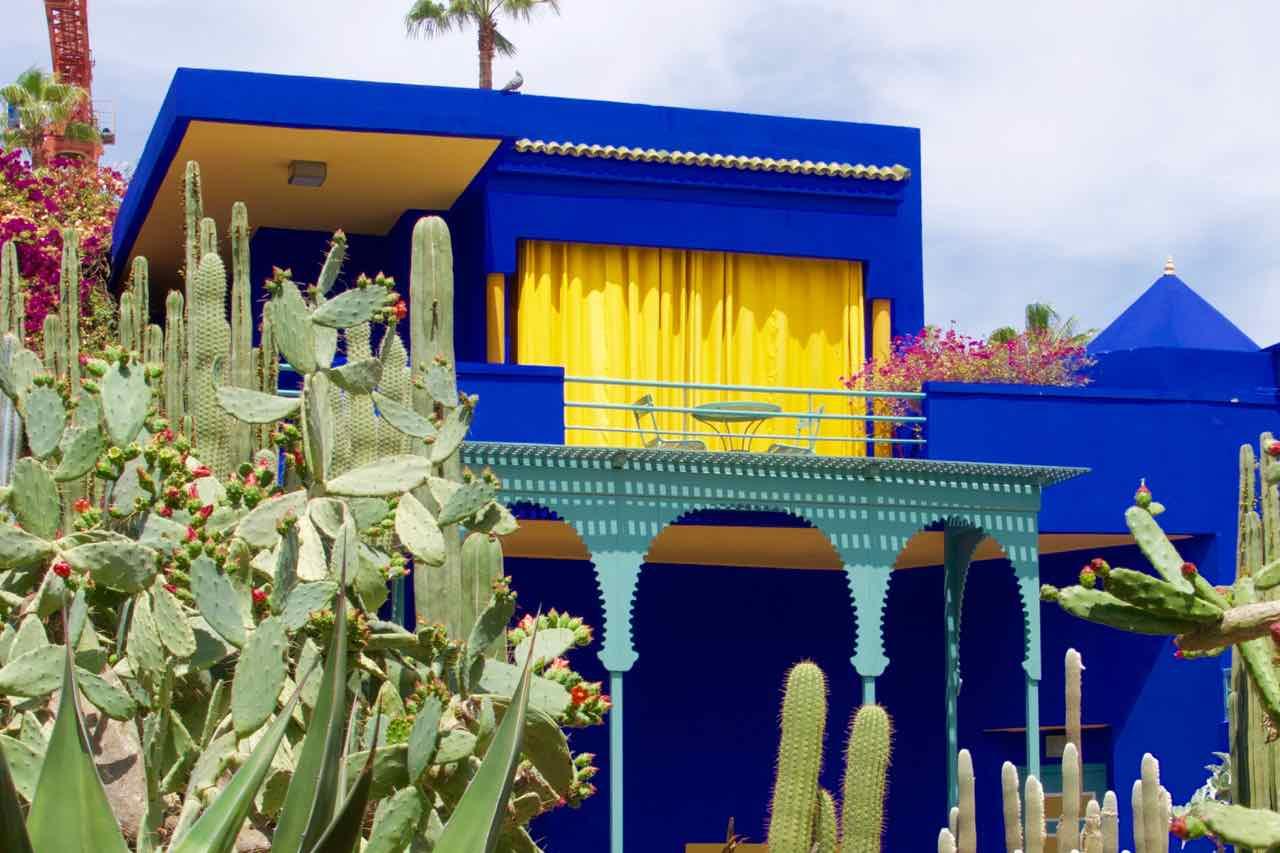Jardin Majorelle Marrakesch, Titel 1