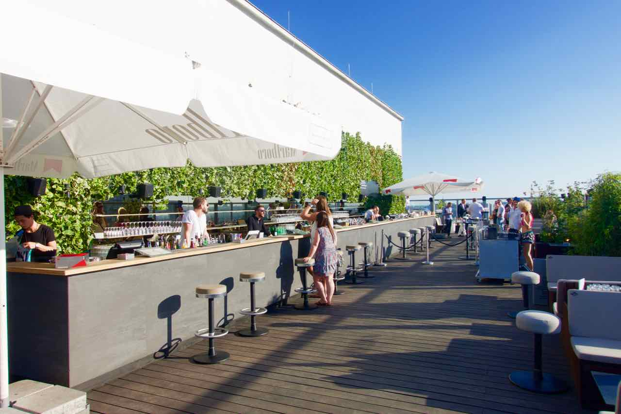 Hotels With Rooftop Bars London