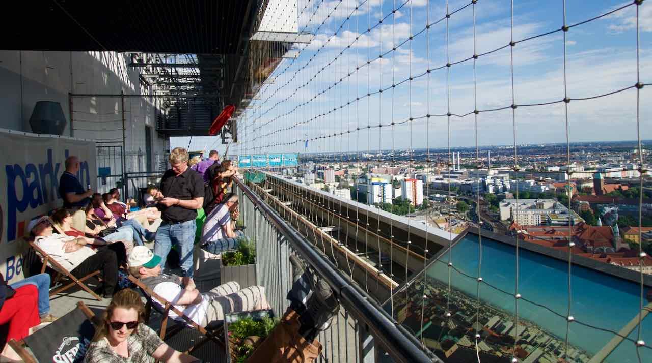 Berlin Die Sch 246 Nsten Rooftop Bars Und Dachterrassen