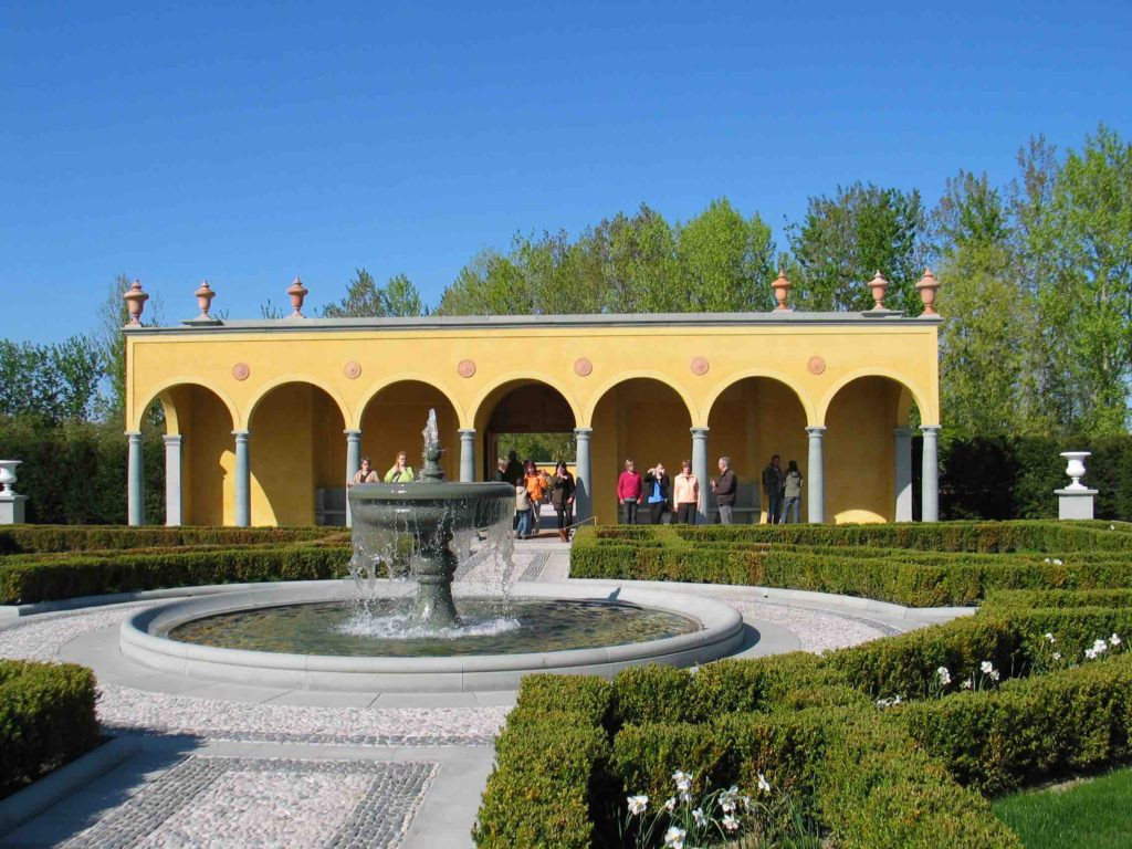 Gärten der Welt - Italienischer Renaissancegarten © Grün Berlin