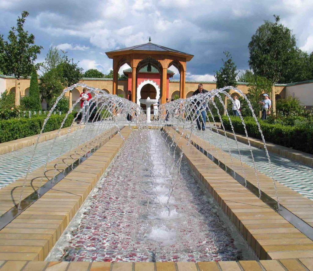 Gärten der Welt - Orientalischer Garten © Grün Berlin