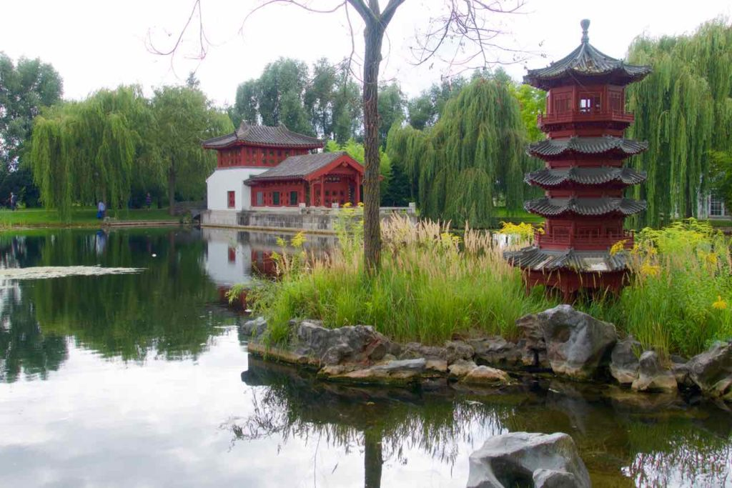 Gärten der Welt in Berlin, Chinesischer Garten, © PetersTravel