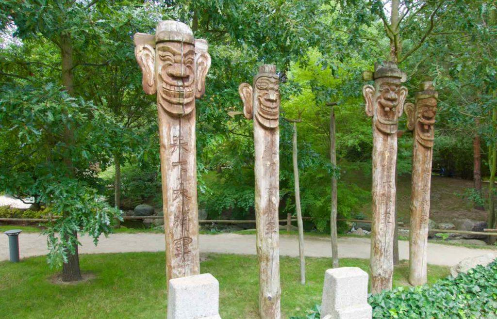 Gärten der Welt in Berlin, Der Koreanische Garten, © PetersTravel