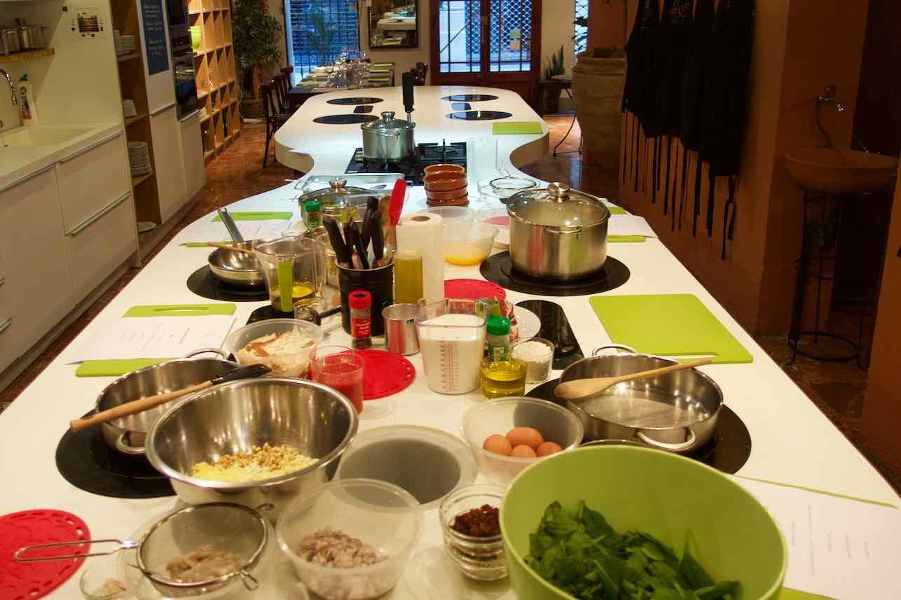 Kochkurs Barcelona: Kochschule Espai Boisà, Vor dem Sturm....Titelbild
