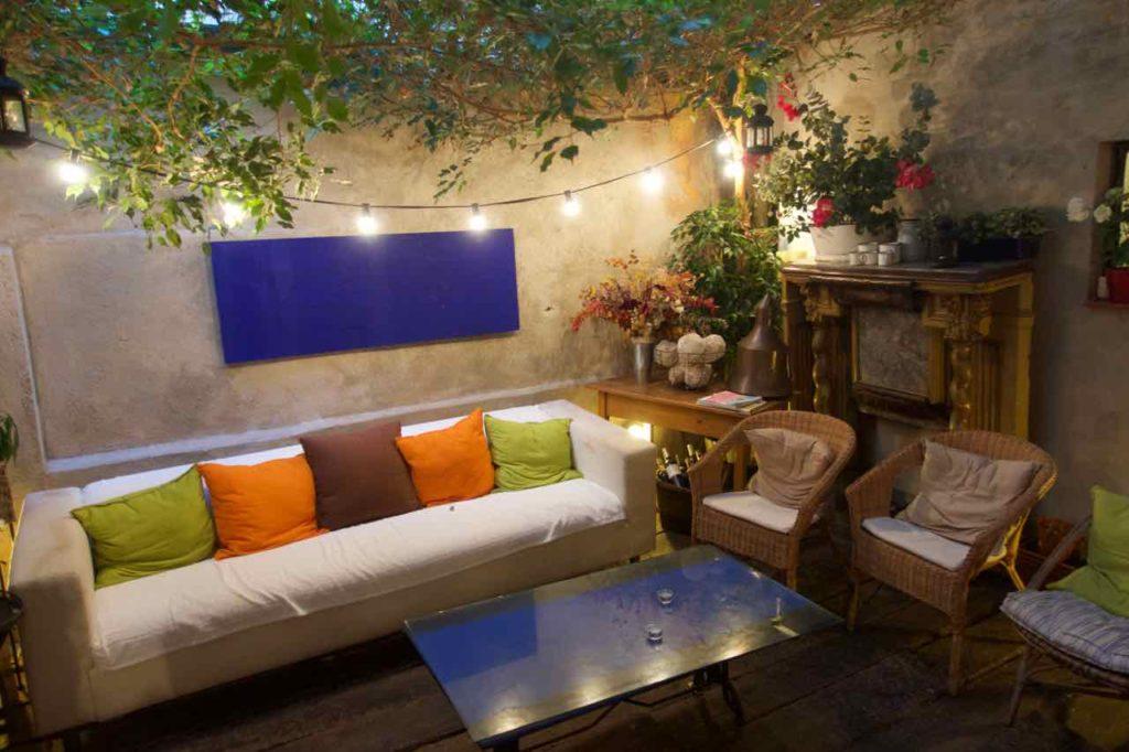 Kochschule Espai Boisà in Barcelona - Lounge