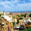 Park Güell Barcelona: Wohnhaus Gaudí & Pförtnerhaus © PetersTravel