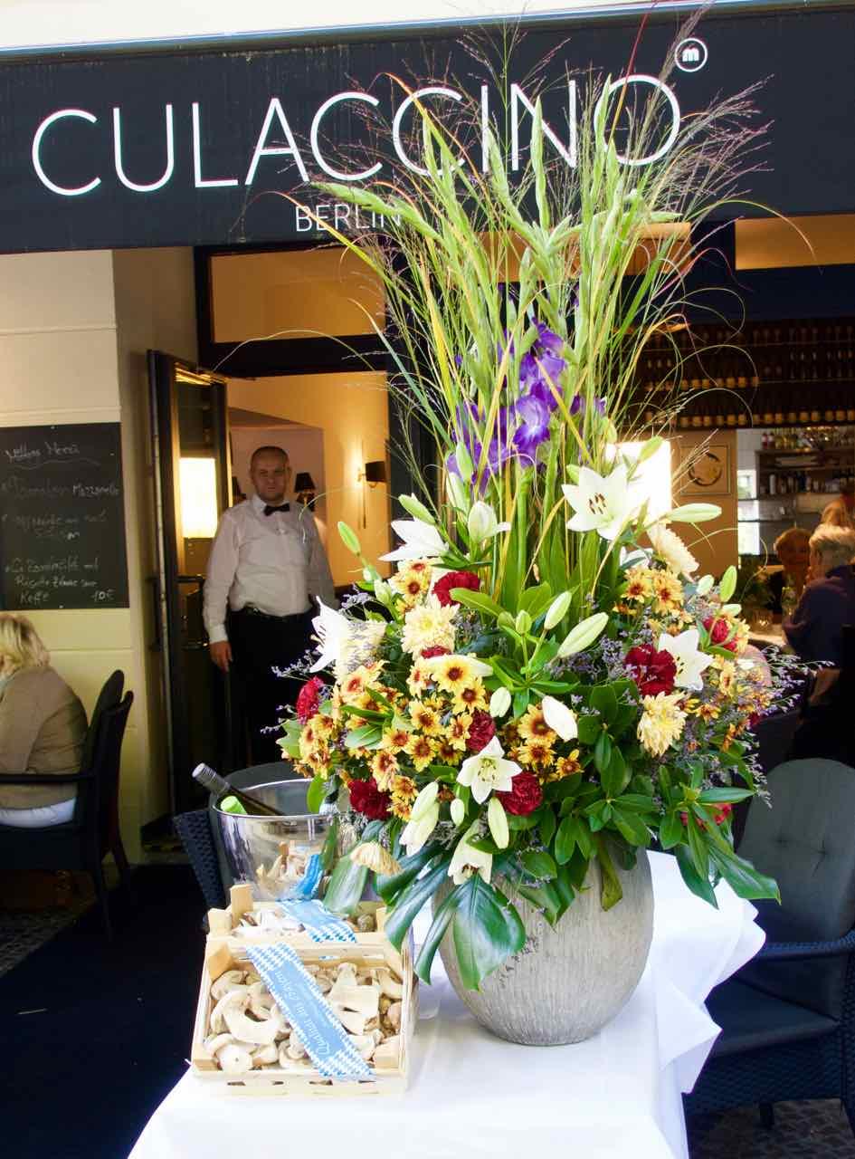 Restaurant Culaccino In Berlin Peterstravel