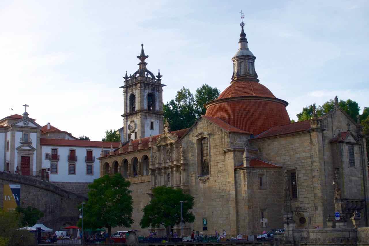 Amarante, Kirche und Kloster São Gonçalo © PetersTravel