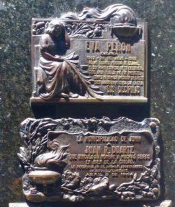 Buenos Aires, Friedhof Recoleta, Eva Perón, ©PetersTravel iPod-Foto