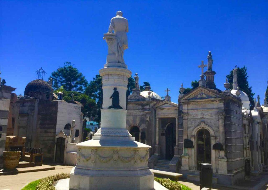 Buenos Aires, Friedhof Recoleta, ©PetersTravel iPod-Foto