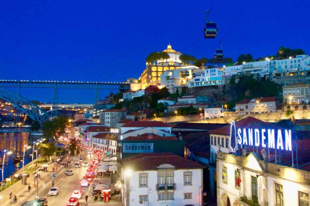 Porto Sehenswürdigkeiten: Gaia © PetersTravel