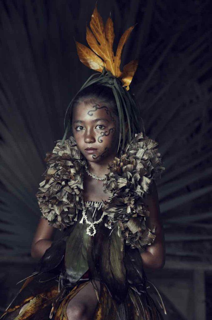 © JIMMY NELSON, TE PUA O FEANI, ATUONA, HIVA OA,MARQUESAS ISLANDS, FRENCH POLYNESIA, 2016