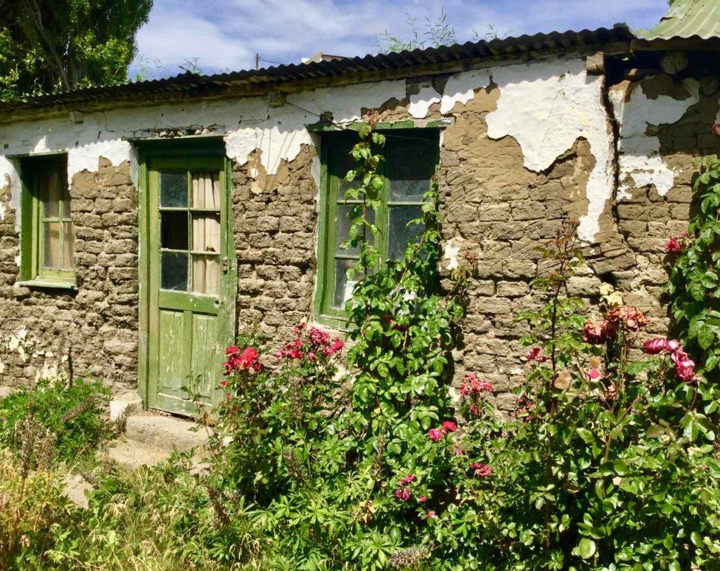 El Calafate Patagonien: Das älteste Haus