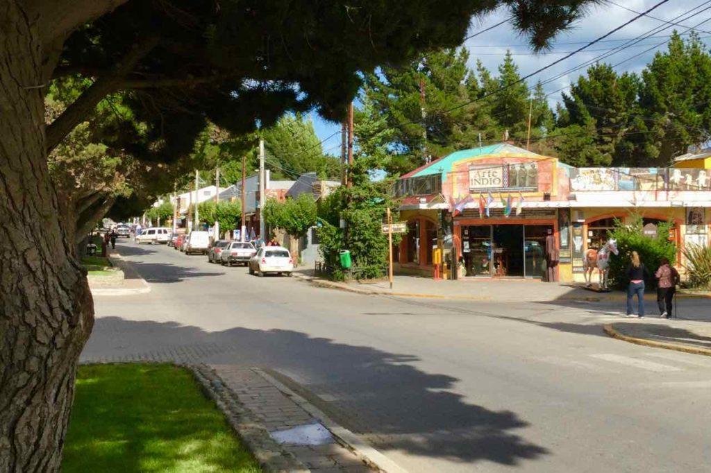 El Calafate Patagonien, Hauptstraße Titel 2 ©PetersTravel