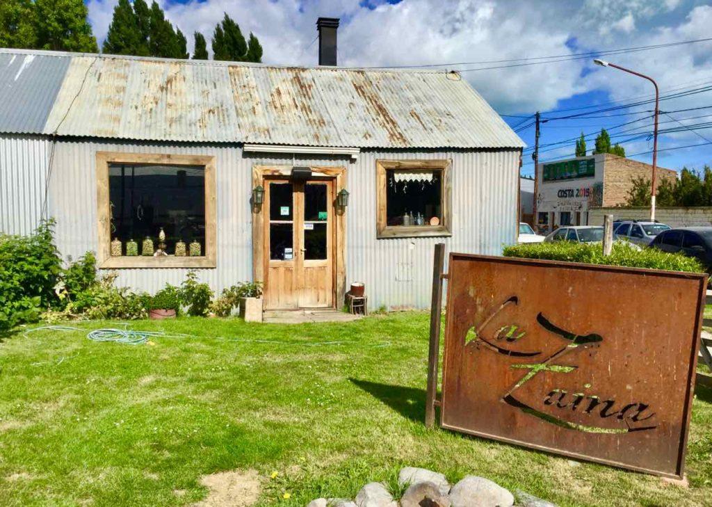 El Calafate Patagonien, Restaurant La Zaina