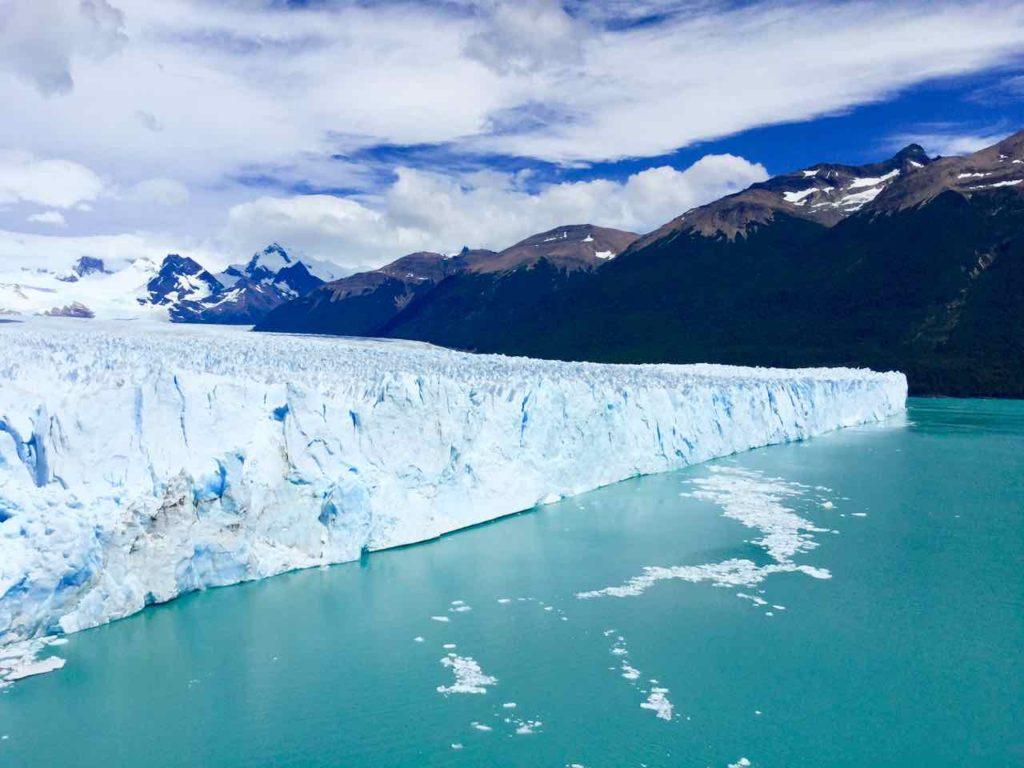 Perito Moreno Gletscher Patagonien Argentinien @PetersTravel Gletscherzunge