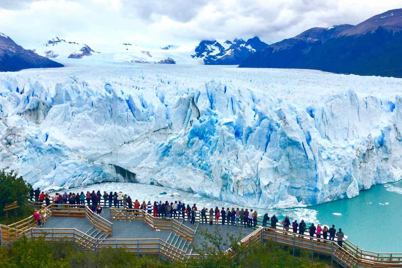 Perito Moreno Gletscher Patagonien Argentinien @PetersTravel
