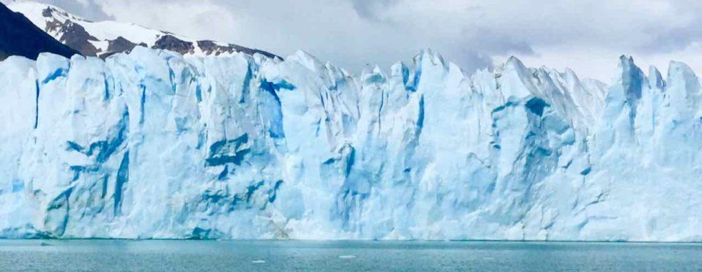 Perito Moreno Gletscher Patagonien Argentinien @PetersTravel iPod-Foto