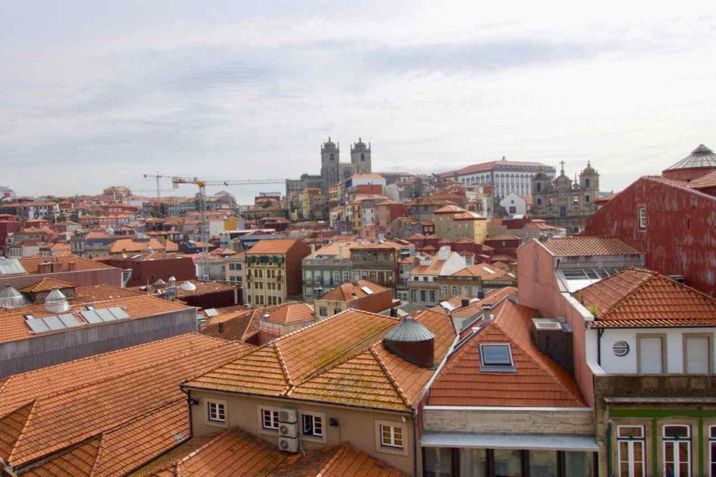 Porto Hoteltipps, Blick vom Maison Particulière © PetersTravel