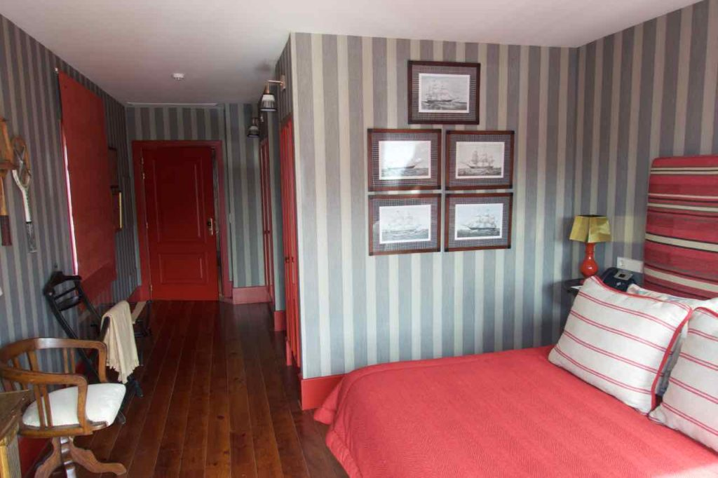 Porto Hoteltipps: Maison Particulière innen