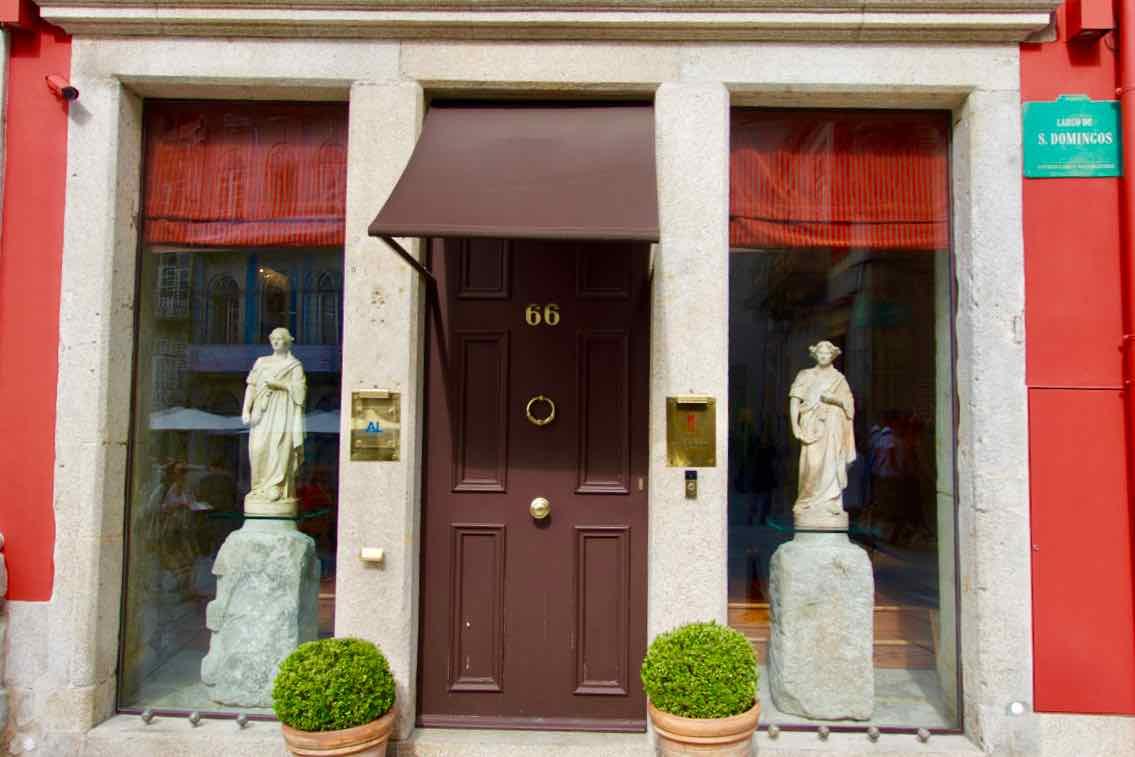 Porto Hotel-Tipp, Maison Particulière Titelbild @ PetersTravel