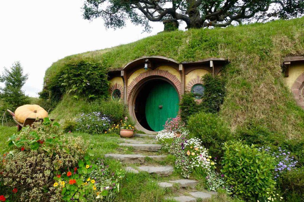 Hobbiton, Neuseeland, ©PetersTravel