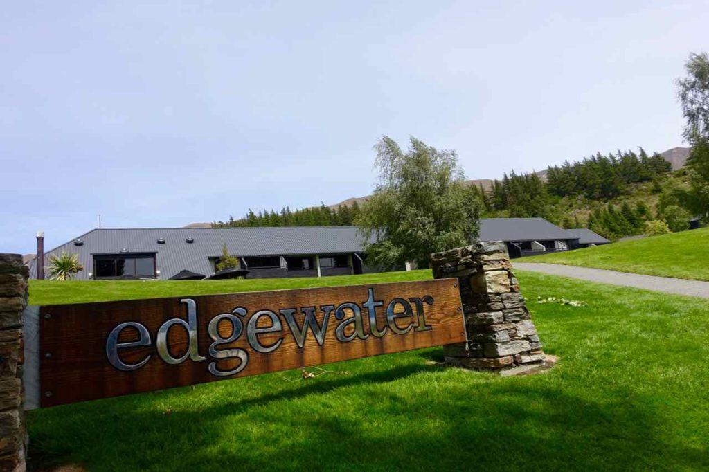Wanaka Tipps zu Sehenswürdigkeiten: Edgewater Hotel @PetersTravel