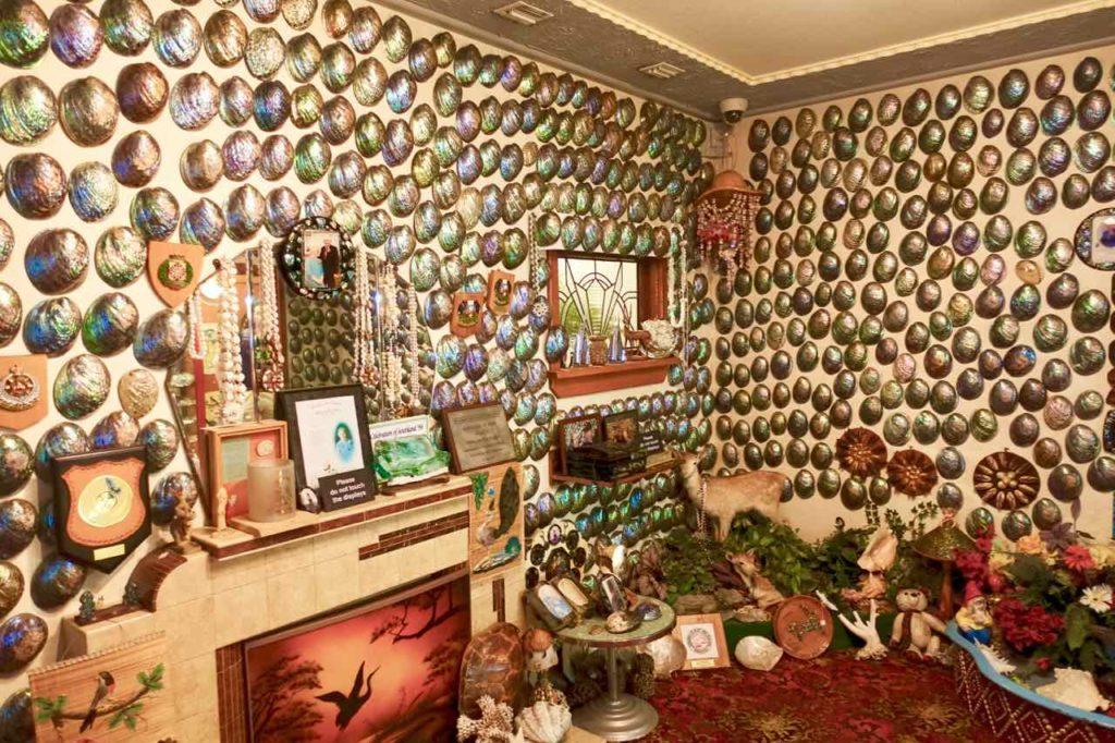 Christchurch Sehenswürdigkeiten Tipps: Paua House im Canterbury Museum Neuseeland @PetersTravel